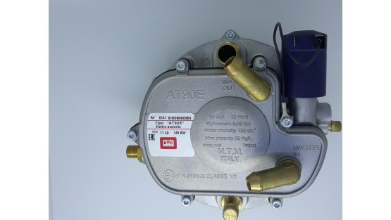 Редуктор BRC AT90E свыше 190 л.с. электронный