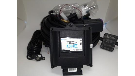 Комплект ГБО 4 Lpg Tech One/ред.Tomasetto Nordic/Valtek + баллон 42л.Новый