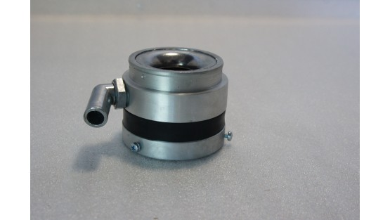 Комплект ГБО 2 Tomasetto инжектор на ЗАЗ Славута инжектор + 30л.(под бампер)