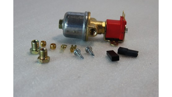 Комплект ГБО 2 Atiker вакуумный, карбюратор дааз,озон,вебер + 50л.(800х300)