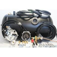 Комплект ГБО 2 Tomasetto карбюратор солекс + 50л.