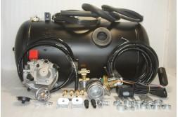 Комплект ГБО 2 Atiker інжектор + 50л.