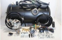 Комплект ГБО 2 Tomasetto інжектор + 50л.