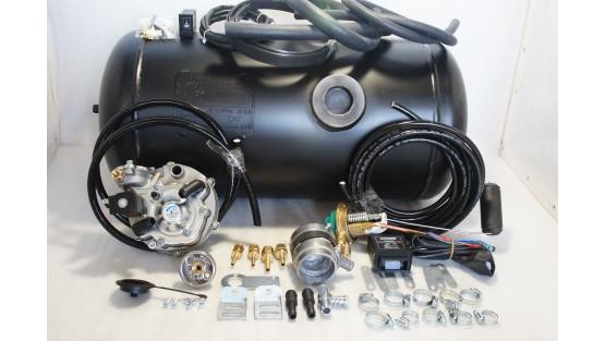 Комплект ГБО 2 Tomasetto инжектор + 50л.