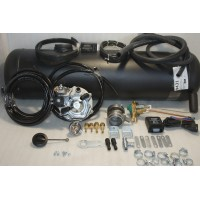 Комплект ГБО 2 Yota инжектор на ЗАЗ Славута инжектор + 30л.(под бампер)