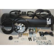 Комплект ГБО 3 Tomasetto инжектор + 30л.(под бампер)