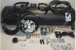 Комплект ГБО 2 Tomasetto інжектор + 30л.(під бампер)