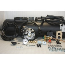 Комплект ГБО 2 Tomasetto карбюратор даас,озон,вебер + 30л.(под бампер)