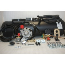 Комплект ГБО 2 Atiker карбюратор даас,озон,вебер + 30л.(под бампер)