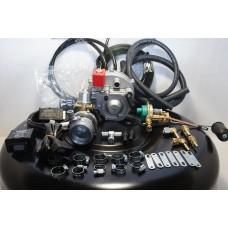 Комплект ГБО 2 Atiker инжектор + баллон новый 42л.