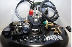 Комплект ГБО 2 Atiker інжектор + балон 42л.