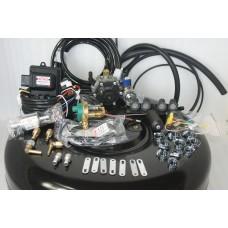 Комплект ГБО 4 Stag 200 Go Fast/ред.Stag r02/AEB + 42л.(под запаску)