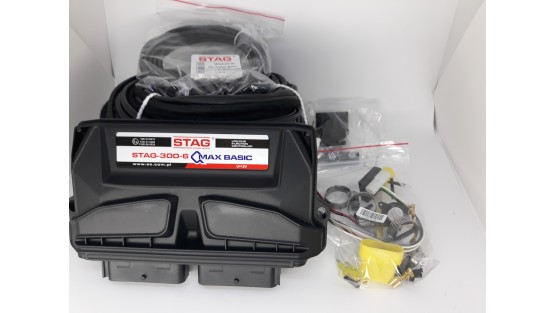 Електроніка Stag-300 QMax Basic 6 циліндрів