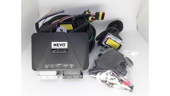Электроника Kme Nevo Plus 8 цилиндров