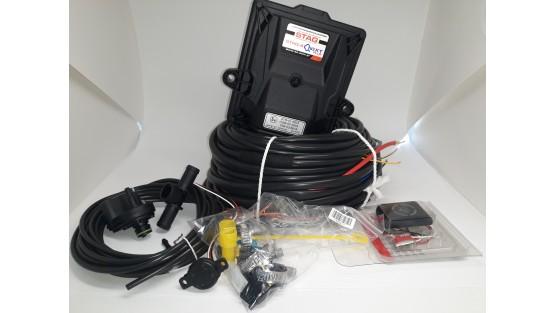 Электроника Stag-4 Qnext Plus 4 цилиндра