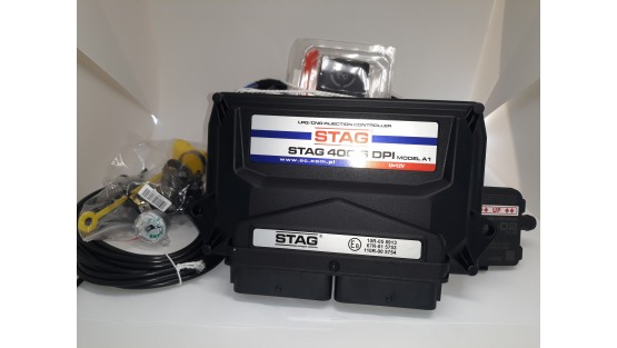 Електроніка Stag-400.6 DPI 6 циліндри