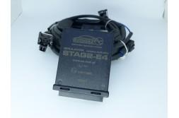 Эмулятор форсунок Stag2-E4 без разъемов универсальный 4 цилиндра