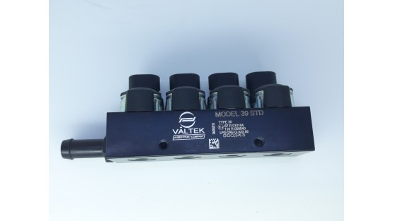 Форсунки Valtek 39 STD 4 цилиндра 2.5 Om
