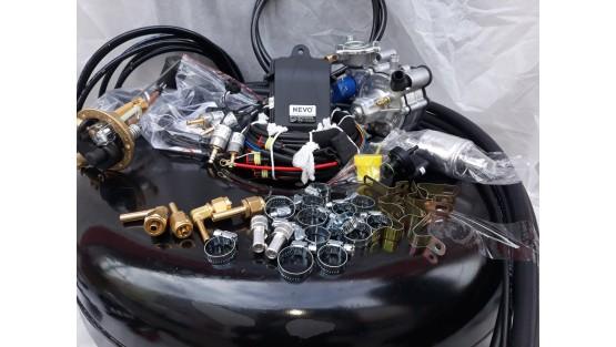 Комплект ГБО 4 Kme Nevo/ред.Tomasetto Nordic/Magic FX + балон 42л.