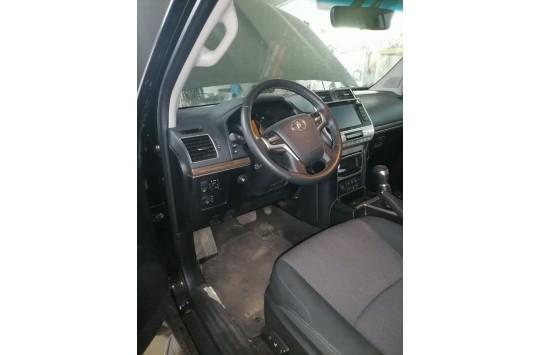 ГБО на Toyota Prado 6