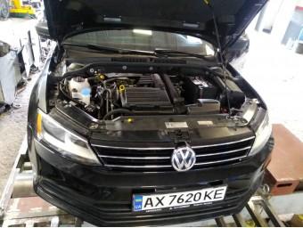 ГБО на Volkswagen Jetta 1.4 TSI 2015