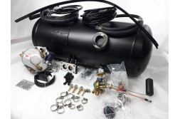 Комплект ГБО 2 BRC карбюратор дааз,озон,вебер + 50л.(800x300)