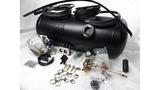 Комплект ГБО 2 BRC карбюратор дааз,озон,вебер + 30л.(510x300)