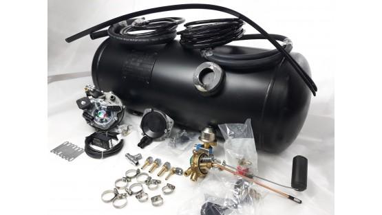 Комплект ГБО 2 Yota карбюратор солекс + 40л.(654х300)
