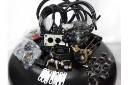 Комплект ГБО 2 Yota карбюратор дааз,озон,вебер + баллон 42л.