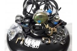 Комплект ГБО 2 Lovato інжектор + балон 42л.
