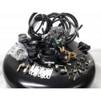 Комплект ГБО 2 Yota инжектор на 2110, 2111,2112 + баллон 42л.Новый