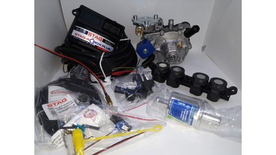 Мінікомплект Stag QBox-Plus/Tomasetto Nordic/AEB