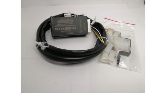 Комплект ГБО 2 Yota карбюратор дааз,озон,вебер + 50л.(800х300)