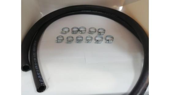 Комплект ГБО 2 BRC карбюратор солекс + балон 42л.