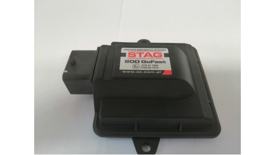 Блок управления Stag 200 Go-Fast 4 цилиндра (оригинал)