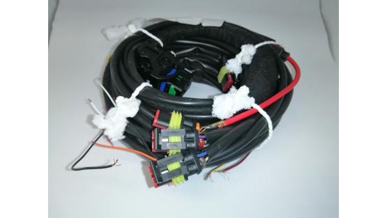 Проводка Stag 200 GoFast