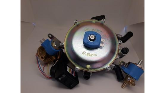 Мини комплект с редуктором Lovato RGV090 123 л.с. вакуумный