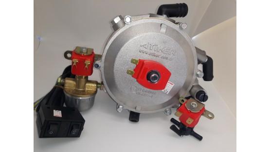 Міні комплект з редуктором Atiker VR02 100 к.с. вакуумним