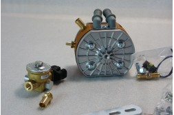 Редуктор KME Gold GT 330 к.с. з клапаном газу Valtek