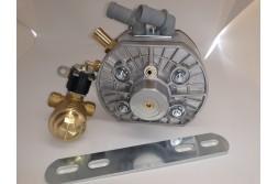 Редуктор KME Silver S6 217 к.с. з клапаном газу OMB