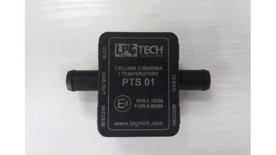 Map-sensor LPGTECH PTS 01 (Датчик давления и вакуума)