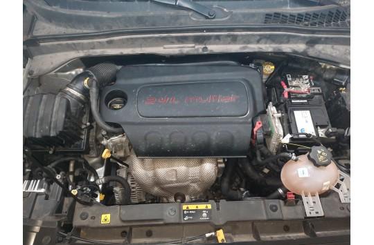 ГБО на Jeep Renegade