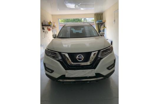 ГБО на Nissan Roge