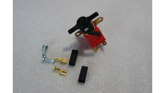 Электроклапан бензина Atiker пластиковый