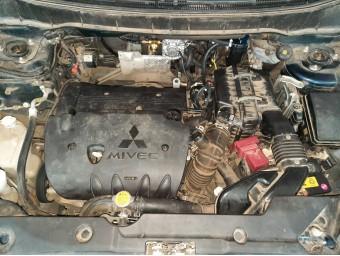 ГБО на Mitsubishi Outlander 2.4